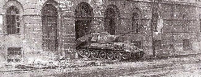 A Ferencváros 1956-ban. Tisztelet a hősöknek!