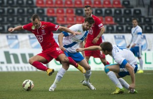 Labdarúgó NB I - MTK Budapest - Videoton FC
