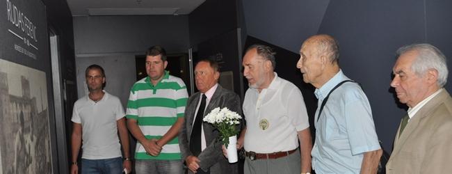 Megemlékezés Rudas Ferenc 95. születésnapjáról
