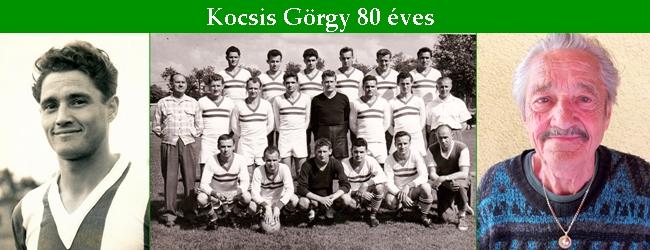 Kocsis György 80 éves