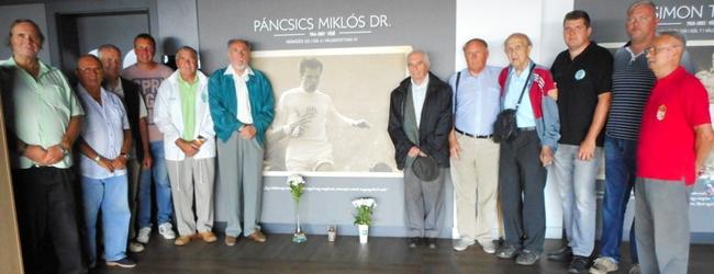 Dr. Páncsics Miklós halálának 10. évfordulóján