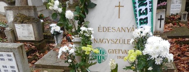 Gyetvai László 100. születésnapján