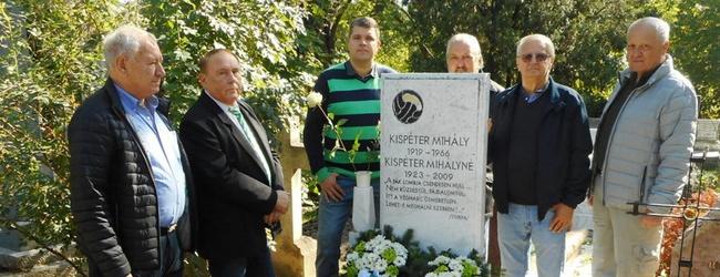 Száz éve született Kispéter Mihály