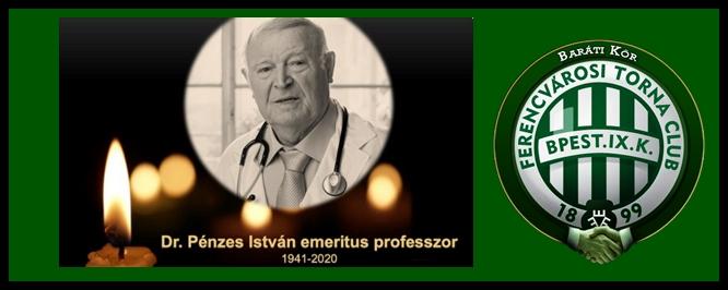 Búcsú a Professzor Úrtól